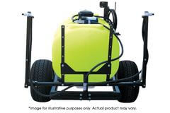 WeedControl 150L - 12v Spray Trailer with 3m Boom by TTi