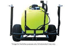 TTi WeedControl 150L with 8.3L/min Pump | 12v Spot Sprayers (3m Boom | Trailer)