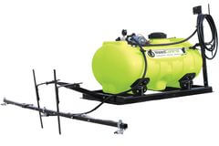 TTi WeedControl 225L with 8.3L/min Pump | 12v Spot Sprayers (4m Boom)