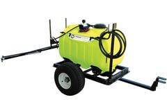WeedControl 225L - 12v Spray Trailer with 3m Boom by TTi