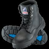 Steel Blue 312102 Argyle - Black