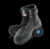 Steel Blue 312152 Argyle Zip - Black