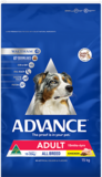 Advance Dog Adult All Breed Chicken 15kg