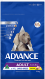 Advance Dog Large Breed Chicken 15kg