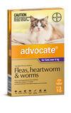Advocate Cat Over 4kg (purple) 3's
