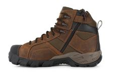 CAT Boot Argon ZIP HI ST AUS Brown