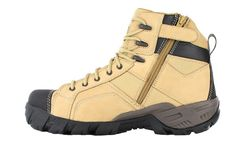 CAT Boot Argon ZIP HI ST AUS Honey