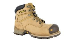 CAT Boot Brakeman Zip Honey