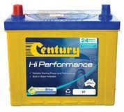 Century Battery 57
