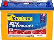 Century Battery N70ZZX MF