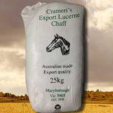 Crameri's Lucerne Chaff 25kg