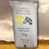 Crameri's Oaten/lucerne Chaff Mix 35kg