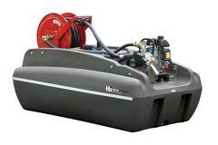 DieselMajor 600L - Diesel Refuelling Unit with 210L/min Petrol Powered Pump by T