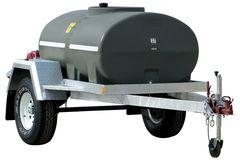 DieselPatrol 1500L - Diesel Refuelling Trailer with On-Farm Single Axle by TTi