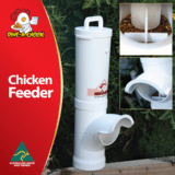 Dine a Chook - 4.7L Chicken Feeder