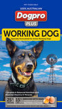 Dogpro Plus Working Dog 20kg