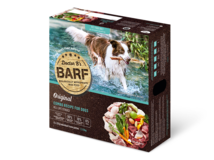 Dr B's Barf Dog Combo Patties 2.72kg (Box of 12)