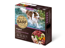 Dr B's Barf Dog Kangaroo Patties 2.72kg (box of 12)