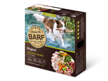 Dr B's Barf Dog Lamb Patties 2.72kg (box of 12)