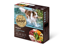 Dr B's Barf Dog Lite Patties 2.72kg (box of 12)