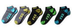 FXD Socks SK 3 multi coloured 5 pack