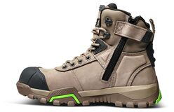FXD Work Boot   WB 1 Stone