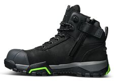 FXD Work Boot   WB 2 Black