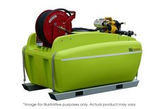 FireDefence 600L - Slip-on Fire Fighting Unit with Honda & Davey Pump by TTi