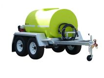 FirePatrol15 1500L - Fire Fighting Trailer with On Road Single Dual by TTi