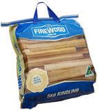 Firewood Bagged Hardwood Kindling 5kg
