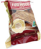 Firewood Bagged Redgum firewood 15kg