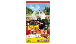 Friskies Cat Adult Meaty Grills - Chicken/Beef 10kg