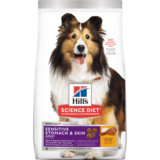 Hills Science Diet Adult Sensitive stomach & Skin 12kg
