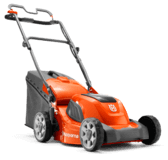 Husqvarna lawn mower LC141Li battery series