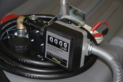 Mechanical Flow Meter - 4 Digit by TTi