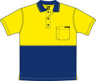 NCC WorkCraft - Hi Vis Polo (WSP201)