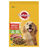 Pedigree Adult Dog Food - Beef & Veg 20kg