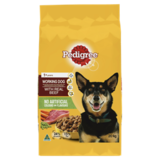 Pedigree Adult Dry Food Working Dog 20kg