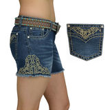 Pure Western Women's Zoe Short