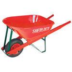 Selecta Wheelbarrow Sherlock Red Series