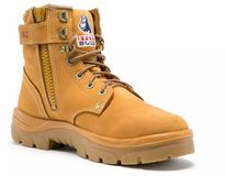 Steel Blue 312152 Argyle Zip - Wheat