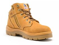 Steel Blue 312158 Parkes Zip - Wheat