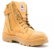 Steel Blue 312661 Southern Cross Zip - Wheat