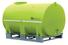 SumpTrans 10000L - Fully Drainable Cartage Tank by TTi