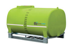 TTi SumpTrans 2400L | Fully-Drainable Chemical Tank with 20-Year Tank Warranty