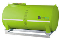TTi SumpTrans 3000L | Fully-Drainable Chemical Tank with 20-Year Tank Warranty
