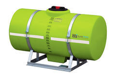 TTi SumpTrans 300L | Fully-Drainable Chemical Tank with 20-Year Tank Warranty