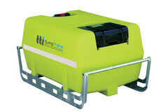 TTi SumpTrans 400L | Fully-Drainable Chemical Tank with 20-Year Tank Warranty