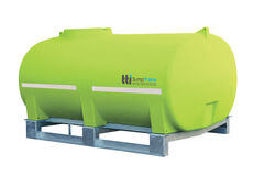 TTi SumpTrans 5000L | Fully-Drainable Chemical Tank with 20-Year Tank Warranty