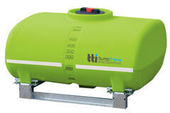 SumpTrans 500L - Fully Drainable Cartage Tank by TTi